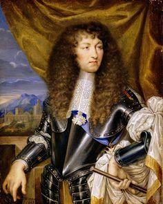 Louis XIV, roi de France, par Joseph Werner