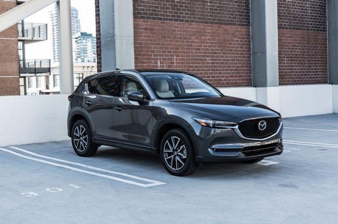 Mazda CX-5 2017 chính thức bán ở thị trường Anh với giá 693 triệu đồng