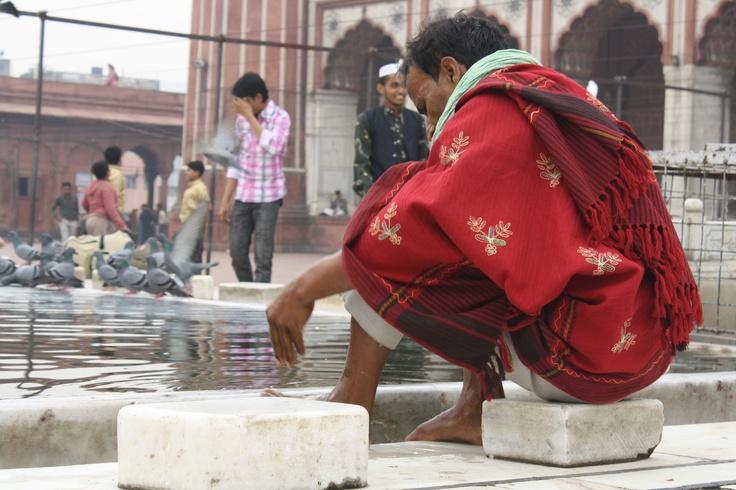 New Delhi - Faith...