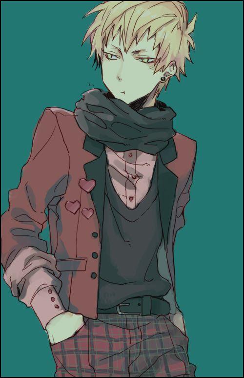 DRAMAtical Murder - Noiz | Anime/ATLA | Pinterest ...