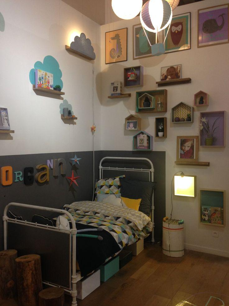 Rêver et jouer dans ma chambre enfant... (Blog Zôdio)