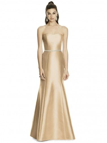 Alfred Sung Bridesmaid Dresses - Style D742