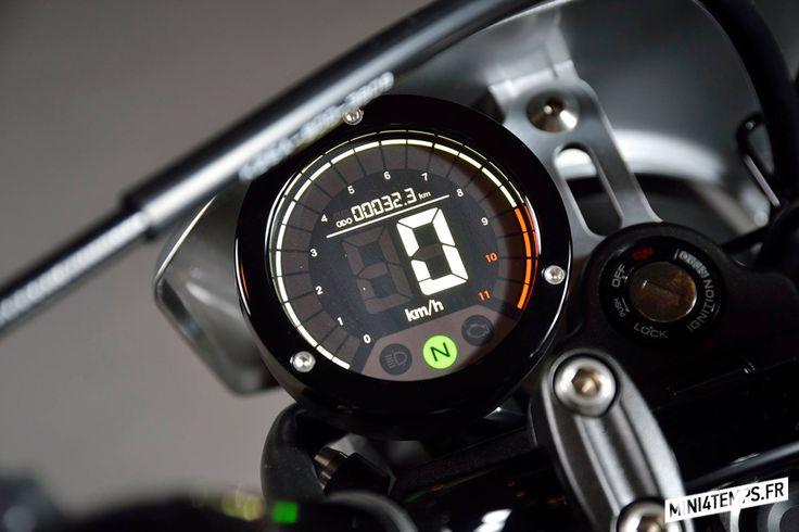 Honda MSX / GROM Scrambler Concept One