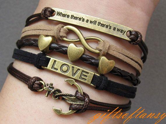 I LOVE this Etsy seller's bracelets!