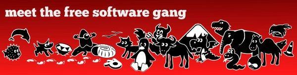 La barra del Software Libre ¿Qué es software libre?