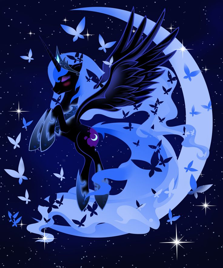 Mare of the moon: Black Is A Colour by artist-apprentice587   artist-apprentice587.deviantart.com
