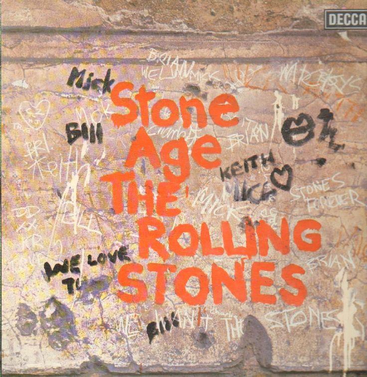 "Encuentra a The Rolling Stone en Maldito Vinilo. Álbum doble que incluye ""Stone Age"" disco compilatorio y ""Got Live If You Want It!"", disco en vivo de la banda.http://bit.ly/1CAOfm1"