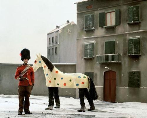 Paolo Ventura, Winter Stories, #57