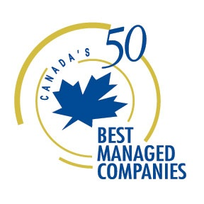 Genumark is named one of the 50 Best Managed Companies in Canada