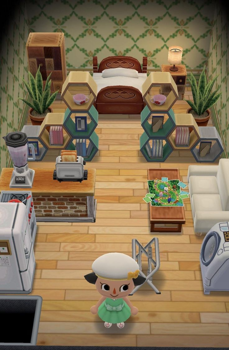 When you'd actually want to live in your Pocket Camp