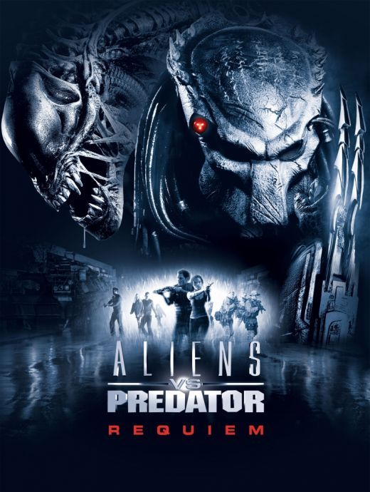 Aliens vs. Predator 2 (3 stars) While the effects are good and the hybrid Alien/Predator was awesome looking, the movie barely works. It seems unlikely the Predators would only send 1 warrior to check out the downed ship, and the story doesn't delve into the characters enough to make you care what happens to them. There is no connection. It is analogous to playing an action video game; it holds your attention but you have no emotional attachment to the characters.