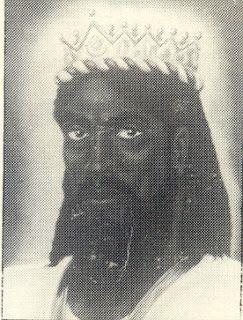 King David ruled in Ancient Cush...An Israelite