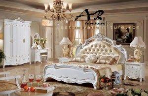 Set Kamar Tidur Queen Monalisa Modern Design Furniture