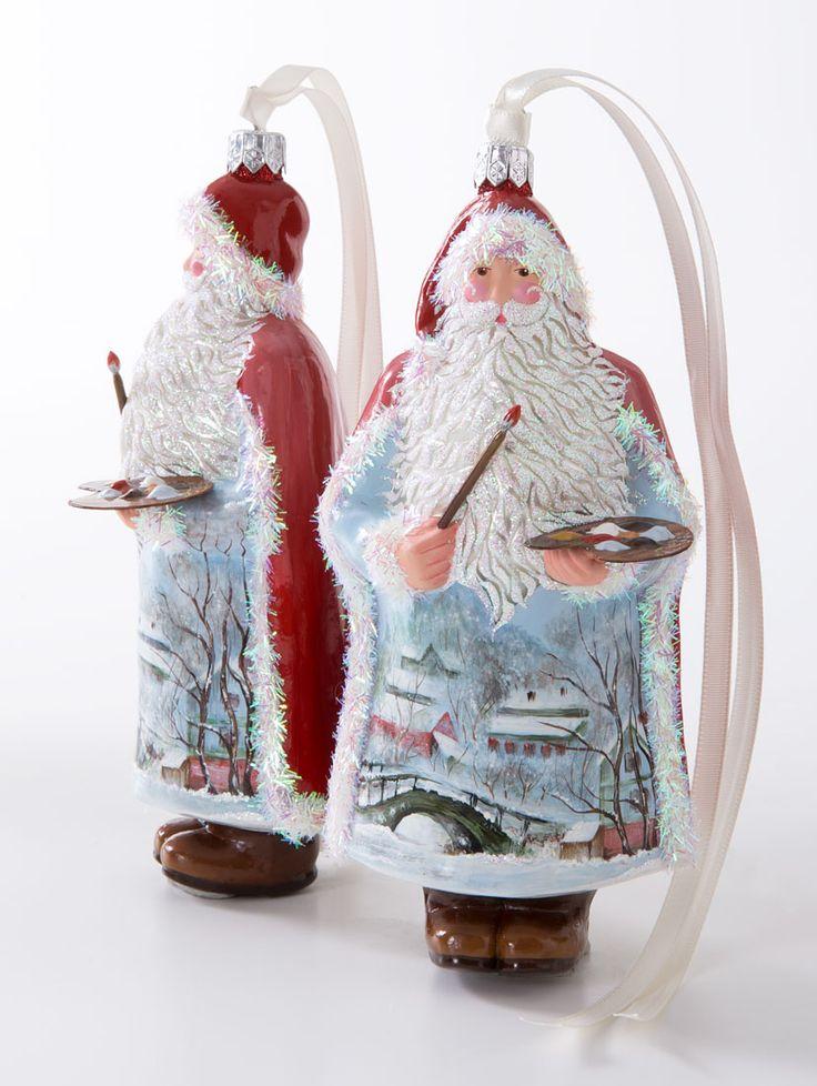 35 best Patricia Breen images on Pinterest  Christmas glasses