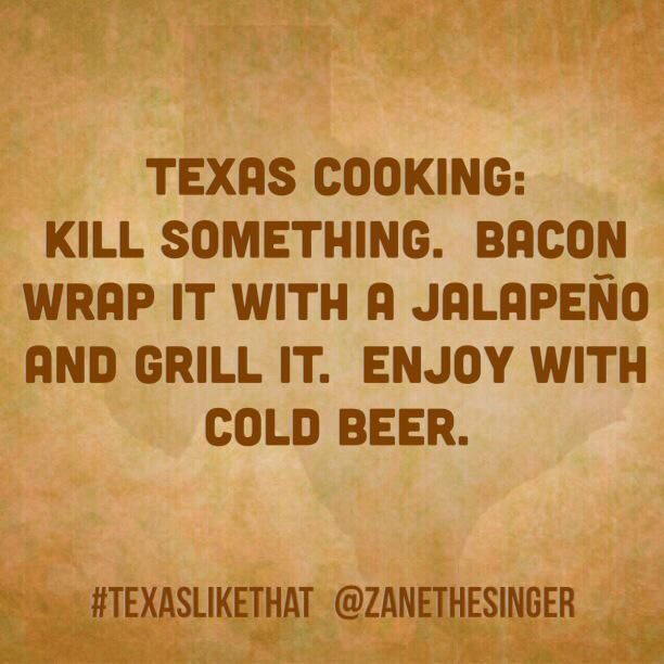 Texas knows best