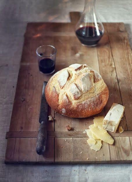 wine, cheese & bread | by Floorabella