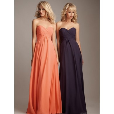 Bridesmaid dresses. Very classic style.