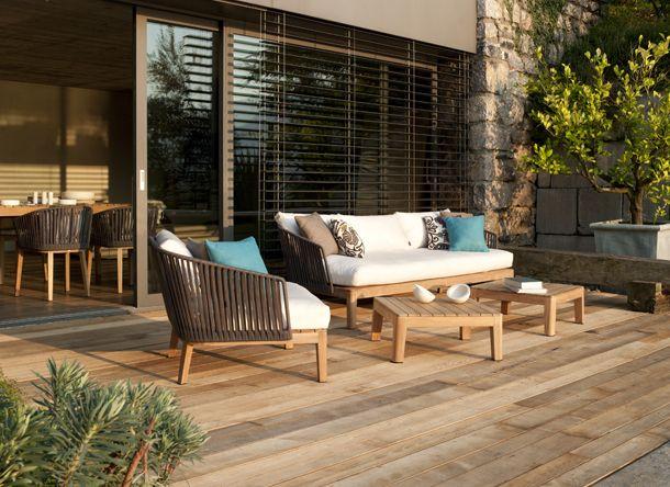 11 best outdoor sofas images on pinterest. Black Bedroom Furniture Sets. Home Design Ideas