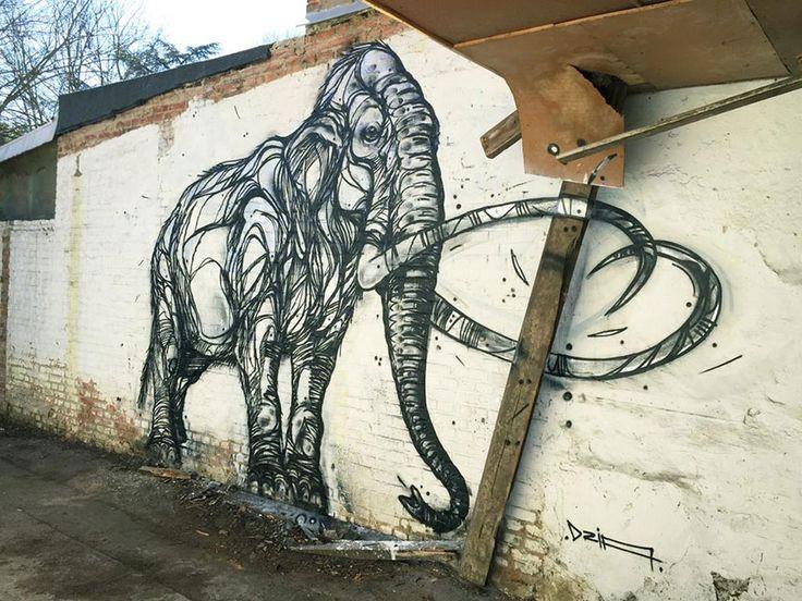 Street Art Dzia