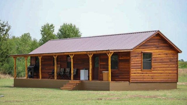 prefabricated log cabins for sale in texas
