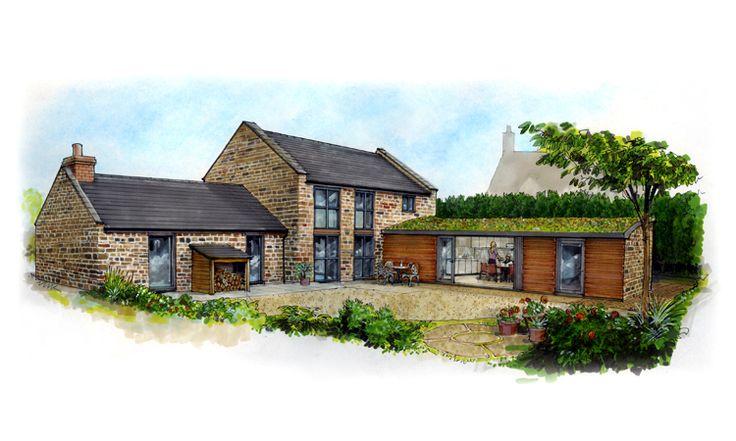 Barn Conversions, Northamptonshire | Jones AD