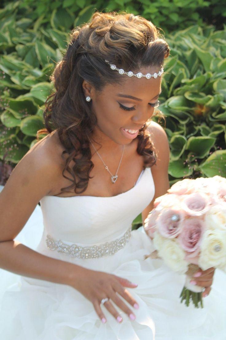 20 Most Captivating Black Bridesmaid Hairstyles Bridal Parties ...
