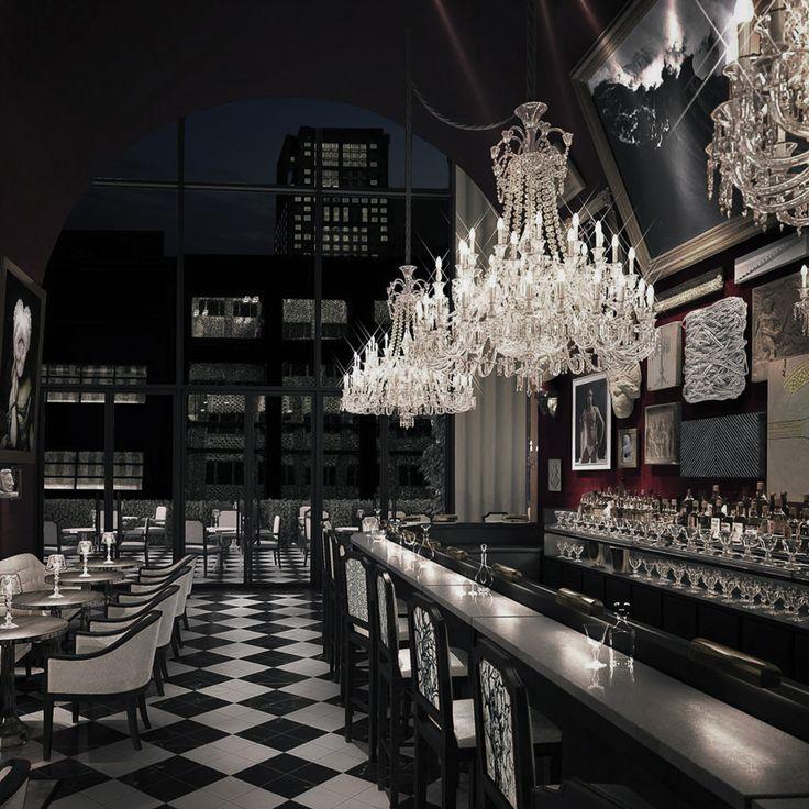 Le très fastueux Baccarat Hotel à New York en 10 images