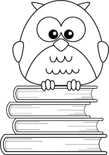 Image detail for -... stamps for free. Click here to download a grad owl, a patriotic owl