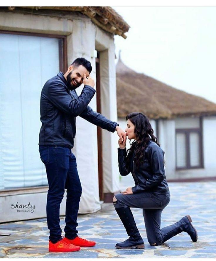 Best Punjabi Couple Pic