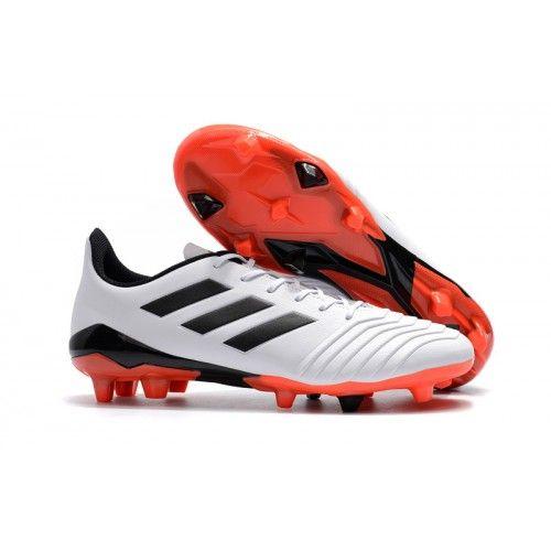top quality adidas predator 18.3 society adulto 4cada d7a21  germany  comprar adidas predator 18.4 fg branco preto vermelho chuteira campo 8699a  0a097 ac6982892e63d