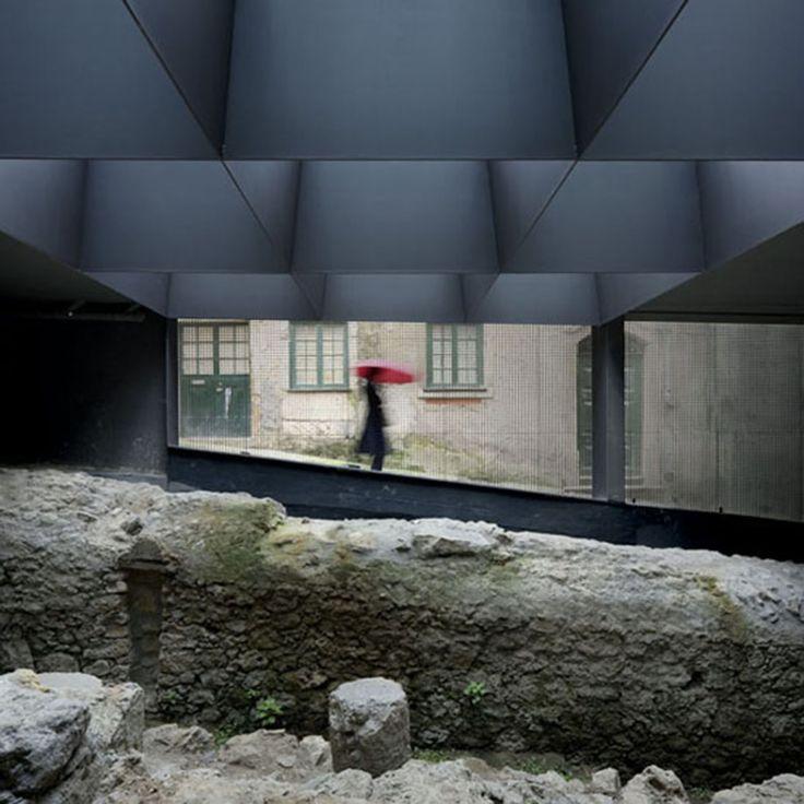 Projeto de remodelação e ampliação do Museu Nacional Machado de Castro,© Duccio Malagamba