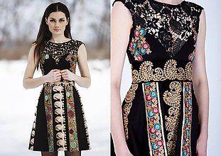 Šaty - malé čierne ,,DésiR,, - 6456579_