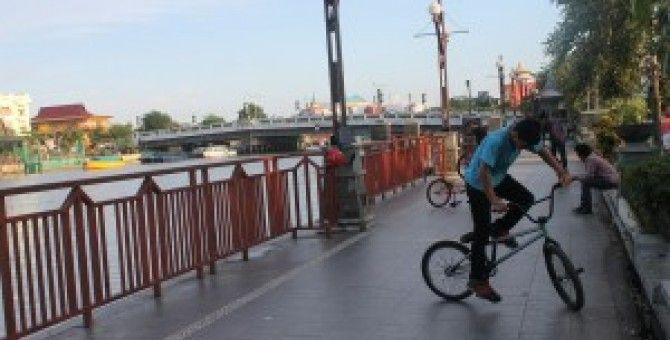 Siring River Park Martapura