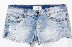 Distressed Denim Shorts by Alibi at AlibiOnline. As seen in Feb issue of Who.