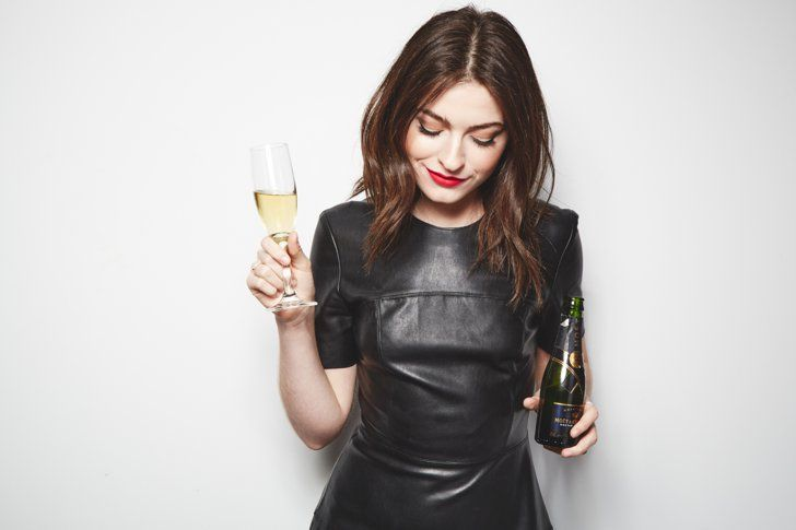 Pin for Later: The Simple 4-Step Trick to Make Your Lipstick Last No Matter What Final Look: Champagne Test