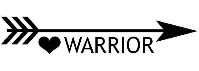 heart warrior t-shirt printable #CHD #heartmamma #gored