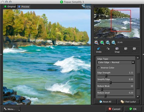 Creating Painterly Effects with Topaz Simplify 3 - TipSquirrel