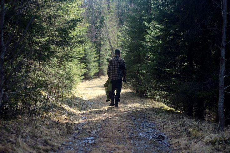 Att vandra på stigar man aldrig vandrat på förut