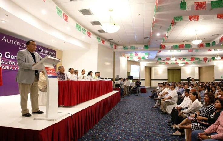 El Regional de la Costa - INICIÓ HOY EN ACAPULCO EL V CONGRESO GENERAL UNIVERSITARIO EN LA UAGro