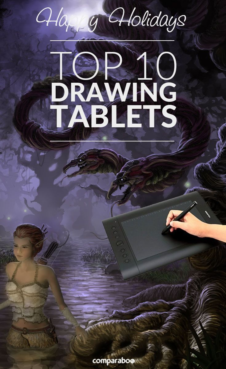 #Photoshop Gurus: Here is a real-time updating list of the top 10 highest-rated drawing tablets. For deviantart creators and professional designers. www.comparaboo.com | @comparaboo