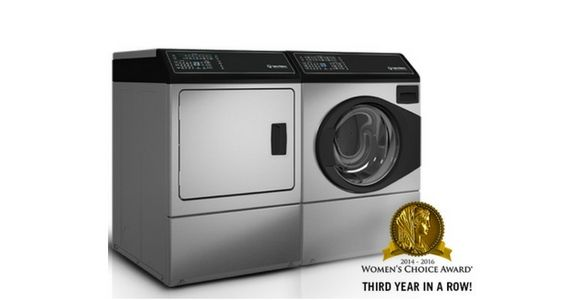Win a Speed Queen Front Load Washer & Dryer