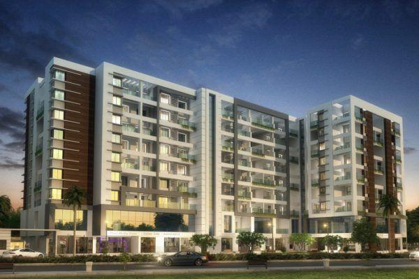 2BHK Apartment in Optimus Viman Nagar Pune