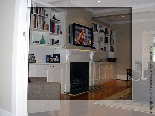22 best Fireplace bookcase combos images on Pinterest | Fireplace ...