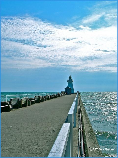 Beautiful Port Dover, Ontario