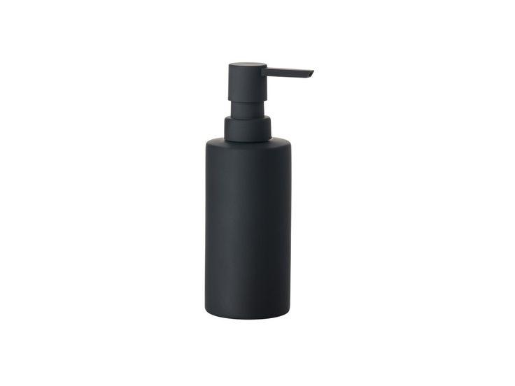 Dozownik na mydło Solo czarny (1)