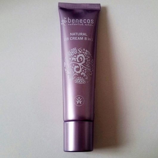 4,4 von 5,0 - benecos Natural BB Cream 8in1, Farbe: Fair - Tube