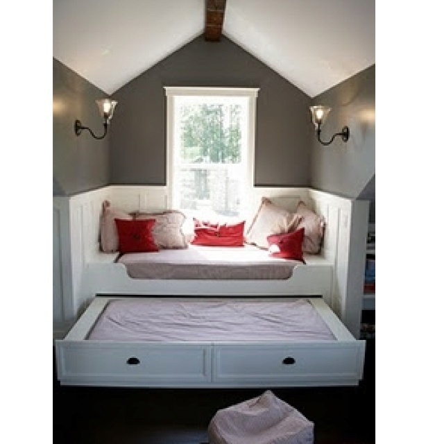 Window Seat Bed 33 best cottage nook / window seat bed images on pinterest
