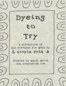 images about Dyeing wool Dyes, Wool and