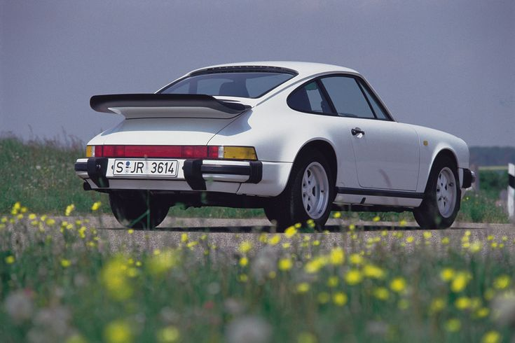 Model Guide: 1984-1989 Porsche 911 Carrera | Porsche Club of America