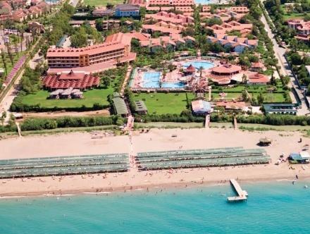 Hotel Turan Prince World - Tatil Merkezi